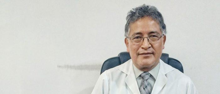 """""""Las Sociedades Científicas deben volver a los Colegios Médicos"""", entrevista a Hugo Aucancela, presidente de la Sociedad Ecuatoriana de Cardiología"""